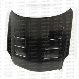 Seibon HD0305INFG354D-TS Carbon Fiber Hood TS Style ()
