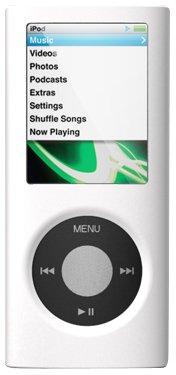SwitchEasy Colors for iPod Nano 4G Case (Milk White)