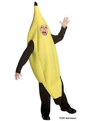 Rasta Imposta Banana Costume for Kids Yellow -