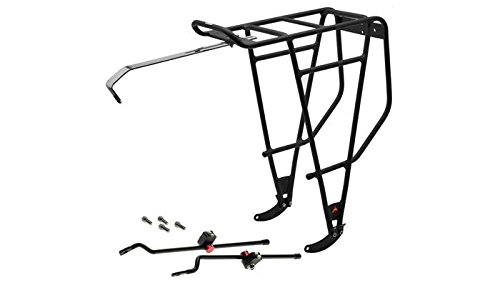 front cargo rack bike - 6