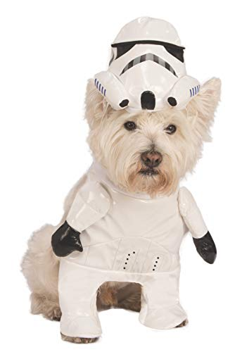 Rubie's Star Wars Walking Stormtrooper Pet Costume, X-Large ()