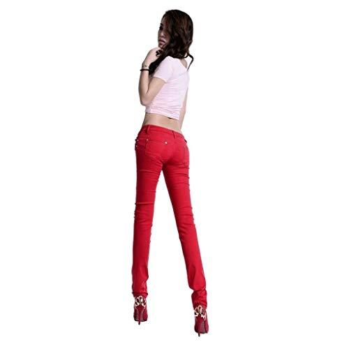 11 Pencil Pantalons Femmes Thin RXF d't Pants Slim Pieds Jeans Hips x8ZZv6nq