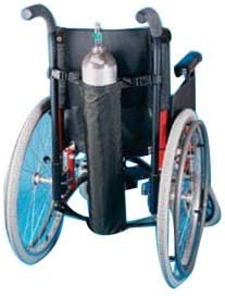 Oxygen Tank Holder Large for Wheelchairs Each