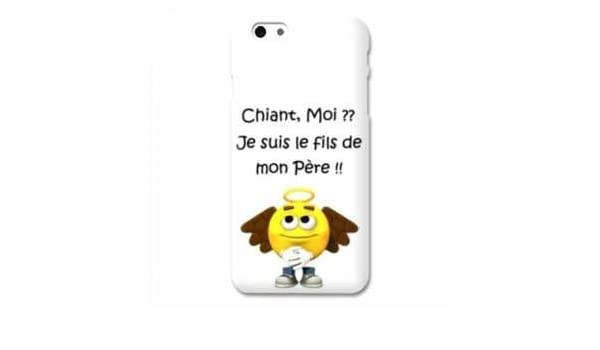 Amazon.com: Case Carcasa Iphone 6 plus / 6s plus Humour ...
