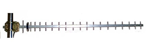 1850-1900 Mhz, 8 dBi gain, Yagi directional antenna