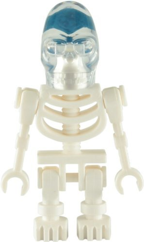 LEGO Indiana Jones: Akator Skeleton (Crystal Skull) Mini-Figurine