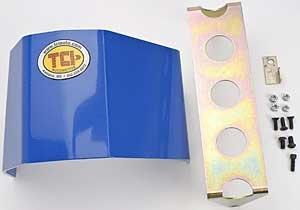 transmission shield c6 - 1