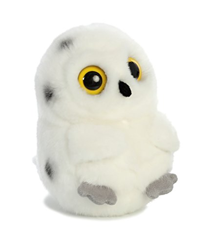 Aurora World Rolly Pet Hoot Owl Plush ()