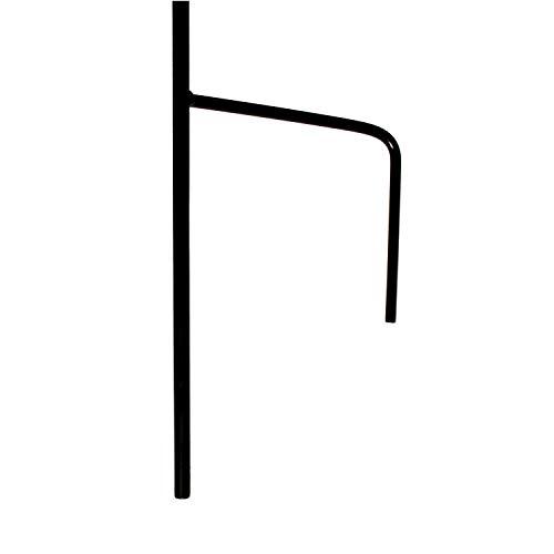 """7Penn Black Shepherds Hook 2pk, 92"""" Inch (Set of 2) Shepherds Hooks for Plant Hanger Bird Feeder Pole Lantern Stand by 7Penn (Image #5)"""