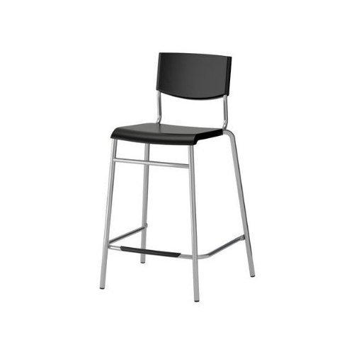 Ikea Taburete De Bar Stig Silla 74 Cm Asiento Altura De