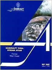 Book Tidal Stream Atlas: France, West Coast