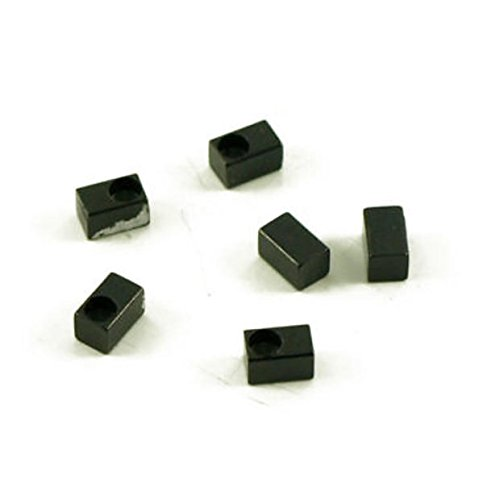 Floyd Rose Genuine Floyd Rose string lock blocks for Floyd Rose Original tremolos Black (Strings Floyd Rose)