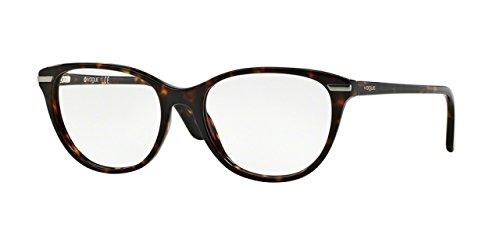Vogue VO2937 Eyeglass Frames W656-51 - Dark Havana VO2937-W656-51