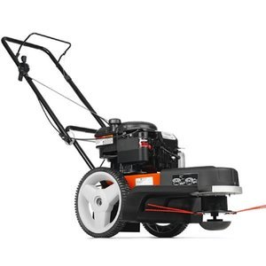 - Husqvarna 961730006 HU625HWT Hi-Wheel Trimmer Mower, 22