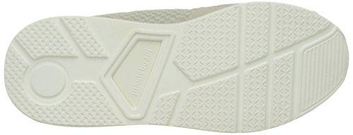 Le Coq Sportif Lcs R600 Gs, Zapatillas para Mujer Gris (Gray Morn/Marshmallo)