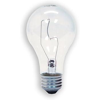 Ge Lighting 72529 60 Watt A19 Garage Lighting Door Opener