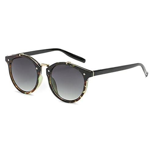 70dc1be2b6 Gafas de Sol Vintage Lentes Redondos Gafas para Hombre y para Mujer 85% OFF