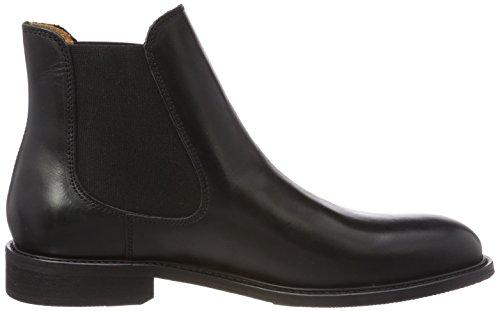 Chelsea Leather Nero Boot Stivali Uomo Shdbaxter Selected Noos f1qXPx