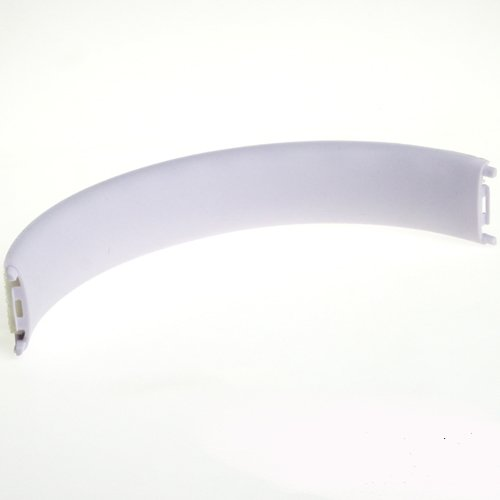 White Replacement Top Headband Cushion Pad Repair Parts for Beats by Dr.Dre Studio 2.0 Wired Wireless Headphones