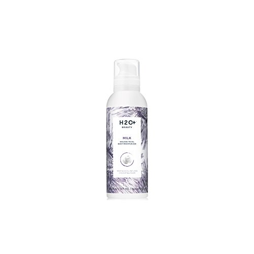 H2O+ Beauty Mousse To Oil Body Moisturizer Whipped Hydrating Foam, Milk, 7.22 (Whipped Body Mousse)