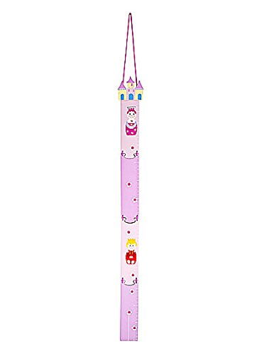 Amazon Pink Wooden Growth Chart Height Chart With Prince