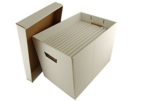 Ruby Paulina 11x17 Vertical File Storage Container (2 Uni...