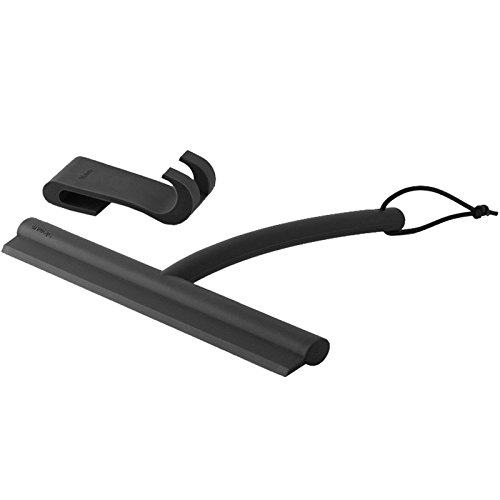 Blomus Shower Squeegee Vipo, Nero 68982