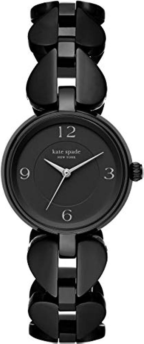 [해외] [케이트・스페이드 뉴욕] 손목시계 ANNADALE KSW1547 레이디스 정규 수입품 블랙