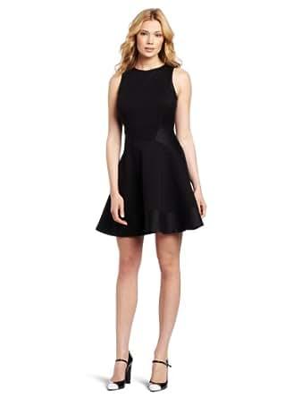 Ted Baker Women's Jimena Dress, Black, UK 0/US 2