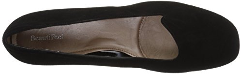 Loafer Suede BeautiFeel Women's Black Harlow wqazqAnx6