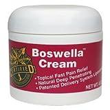 Boswella Cream - Fast Acting Anti-Inflammatory Cream, Quick Pain Relief! by Preventics