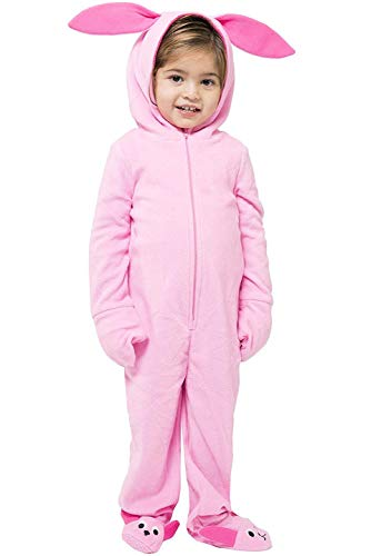 One Piece Bunny Pajama Set]()