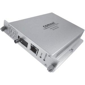 ComNet 10/100 Mbps Ethernet Electrical to Optical Media Converter - 1 x Network (RJ-45) - 1 x SC Ports - No - 10/100Base-TX, 100Base-FX - Wall Mountable, Rack-mountable, Rail-mountable - CNFE1004MAC1B-M