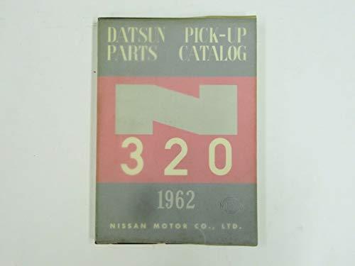 EPC Parts Catalog Nissan Motor Co LTD Brand Covers Datsun 320