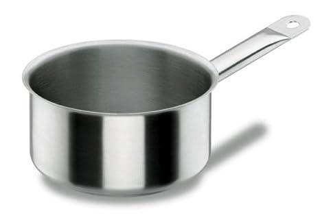 Lacor - 50218 - Cazo Recto Chef Classic 18cm Inox