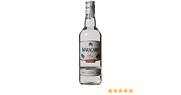 Ron maracaibo 70cl 37.5º: Amazon.es: Alimentación y bebidas