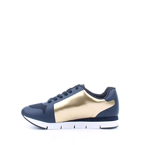Calvin Klein Jeans - Zapatillas de Material Sintético para mujer Azul