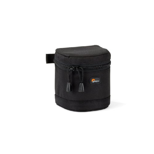 Lowepro Lens Case 9 x 9 cm  - Black