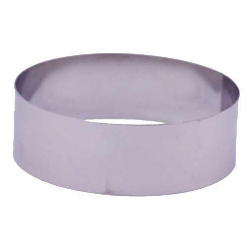 stainless steel round cake pastry