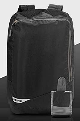 Onda 18L Small Packable Day Pack Backpack for Men Women & Kids| Ultralight Collapsible Outdoor Daypack for Backpacking, Hiking, Camping| Light Carry-on Travel Accessory| School Bag for Laptop, Books