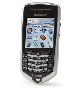 Blackberry Rim 7105T - Pda/Email Cellular Phone (Unlocked) ()