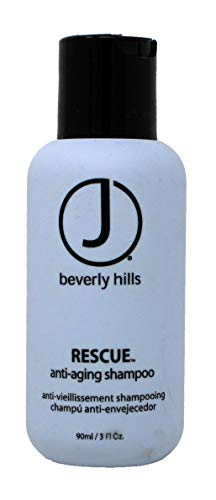 J Beverly Hills Rescue Anti-aging Shampoo 3 Ounce