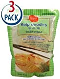 Kyпить Sea Tangle - Kelp Noodles - 3 Pack - 12 oz. each на Amazon.com