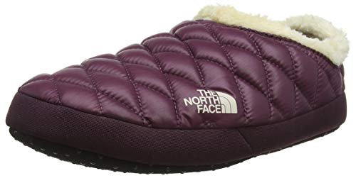 Fur Fig The Faux White North Women''s Mules 5ug Face vintage Iv Tent shiny Thermoball Brown PZ1wXU1qx