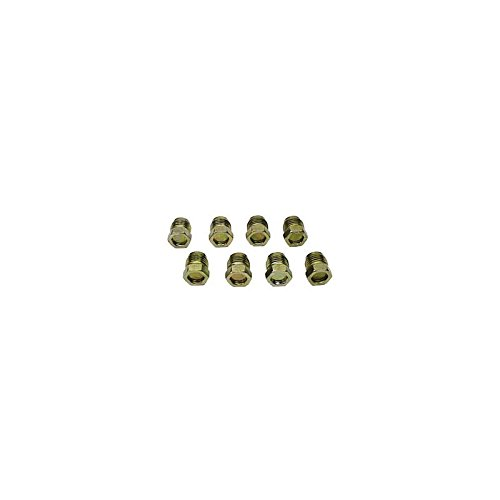 Eckler's Premier Quality Products 33182656 Camaro Exhaust Manifold Smog Fitting Plug Set