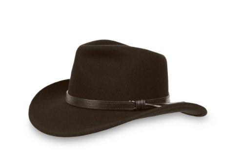 Sunday Afternoons Men's Montana Hat, X-Large, Walnut