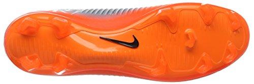 Zapatillas De Fútbol Para Hombre Nike Mercurial Veloce Iii Df Cr7 Fg 852518-001 Gris / Hematite