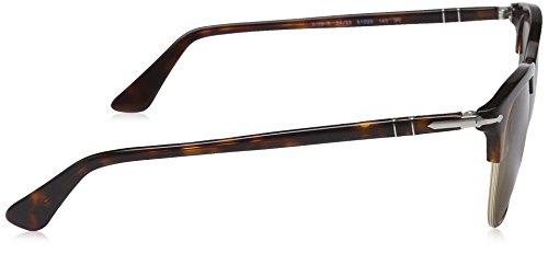 Brown Sonnenbrille Havana Persol PO3105S Marron d0qatfIw