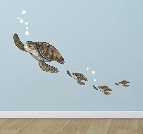 ocean animal wall decals - 6