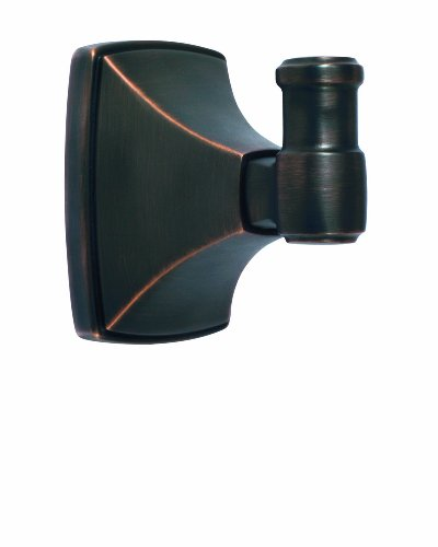 Amerock BH26502ORB Clarendon Robe Hook, 1.75 Inch, Oil-Rubbed Bronze